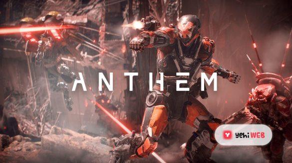 Anthem Game Banner