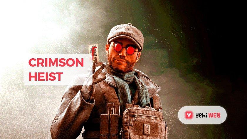 Operation Crimson Heist, Flores revealed as new Rainbow Six attacker