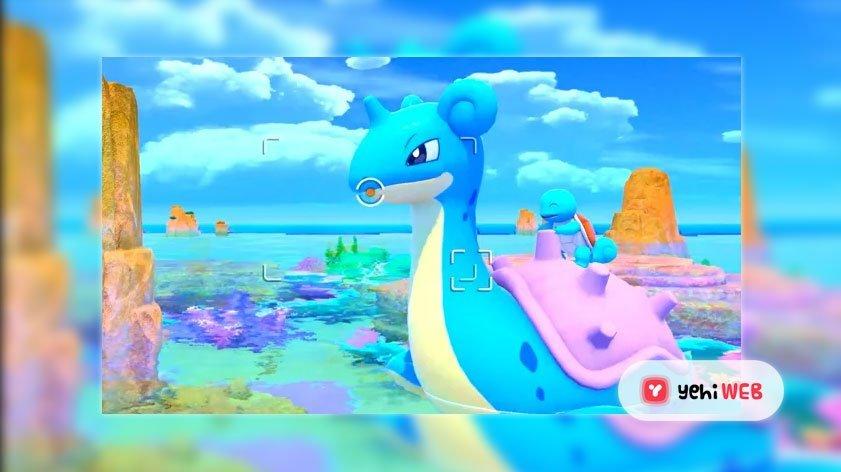 Pokemon Snap Dragon - Yehiweb