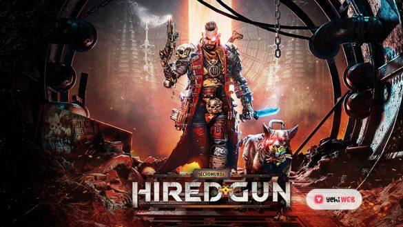 Warhammer 40k Universe Necromunda Hire Gun Main Banner Yehiweb