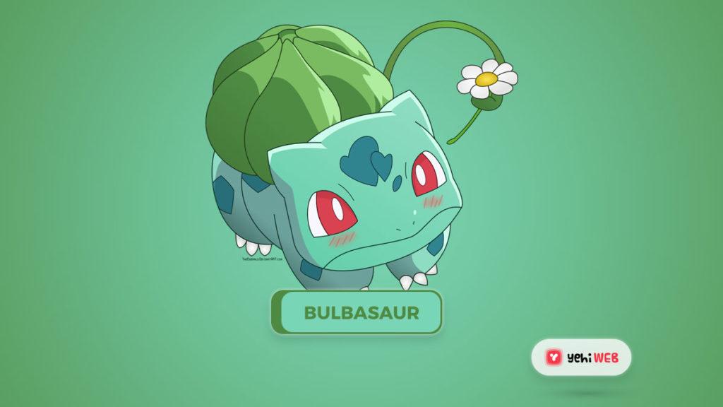 Bulbasaur pokemon yehiweb