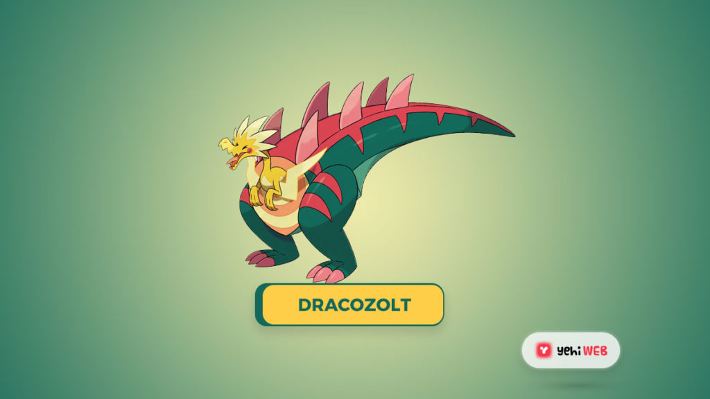 Dracozolt Most Powerful Dual Type Pokémon of the 8th Generation, Ranked Yehiweb