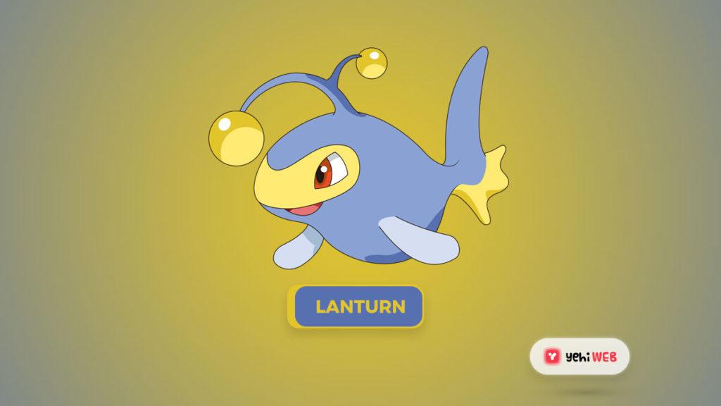 Lanturn Pokémon 10 Electric Dual-Type Pokémon to Try Yehiweb