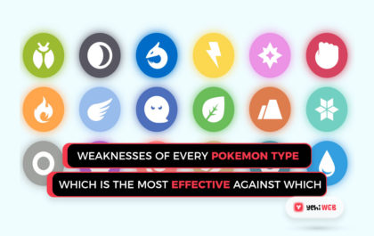 Weaknesses of Every Pokemon Type Which is the most effective against which yehiweb