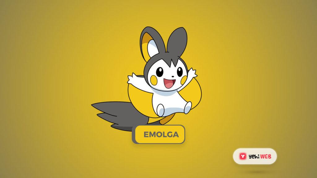 emolga Pokémon 10 Electric Dual-Type Pokémon to Try Yehiweb