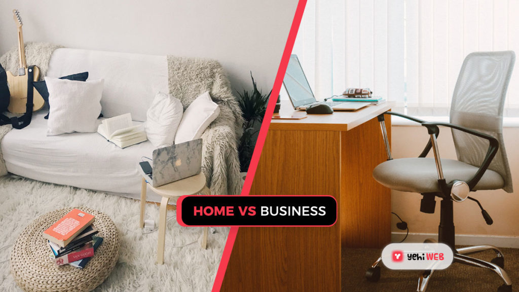 How does solar for home use differ from solar for business Yehiweb