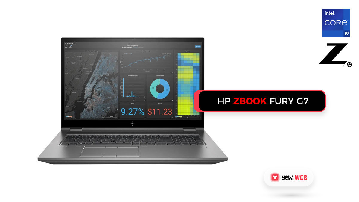 HP ZBook Fury 17 G7: On-the-Go High-End Workstation Performance