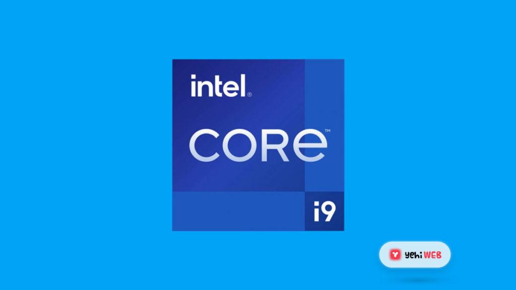 intel core i9 yehiweb