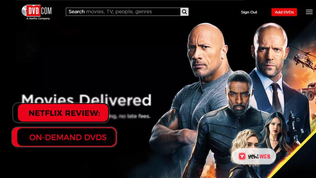 on demand netflix dvd yehiweb