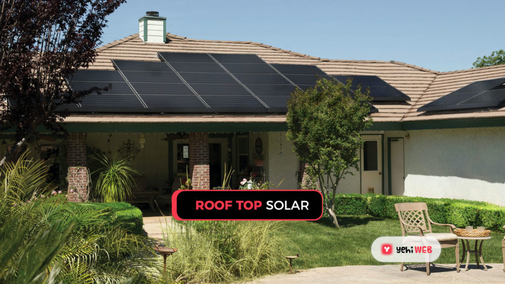rooftop solar panels yehiweb