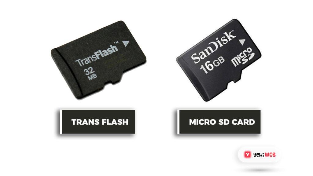 transflash vs microsd yehiweb