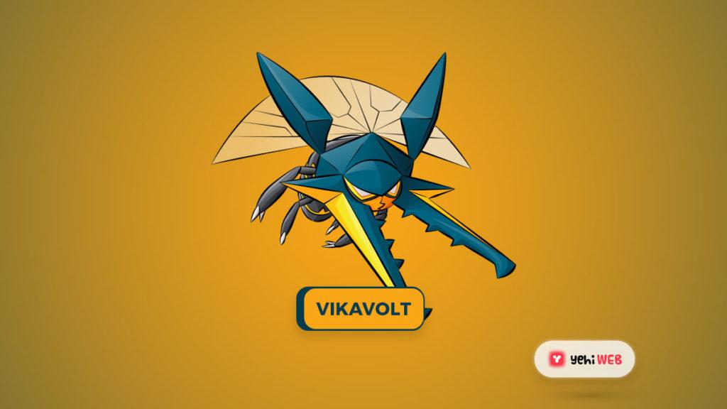 Vikavolt Pokémon 10 Electric Dual-Type Pokémon to Try Yehiweb