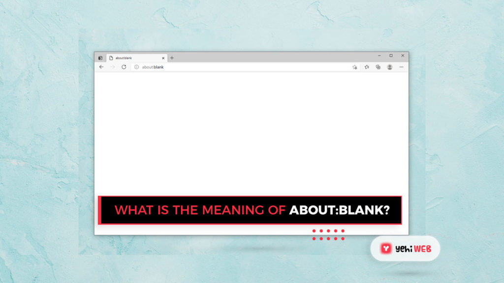 what is the meaning of auto blank yehiweb