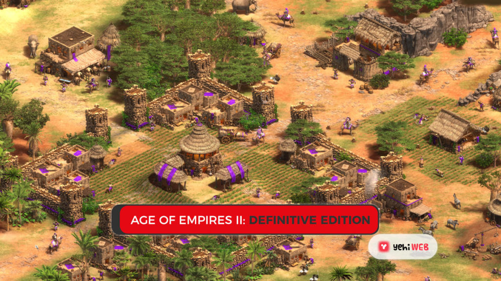 Age of Empires II Definitive Edition game yehiweb Microsoft Store