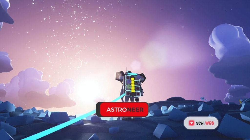 Astroneer game yehiweb