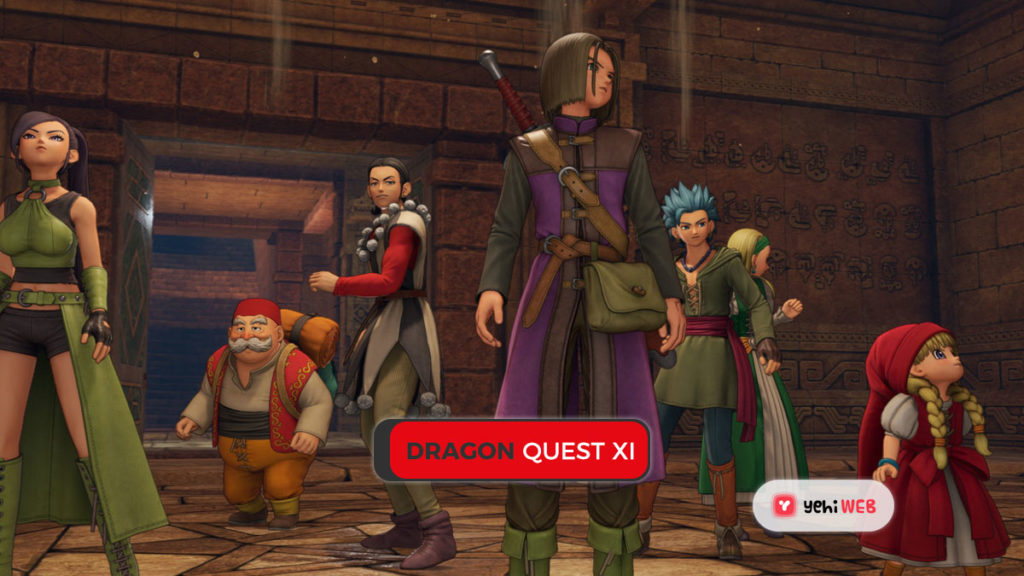 Dragon Quest XI Game Yehiweb
