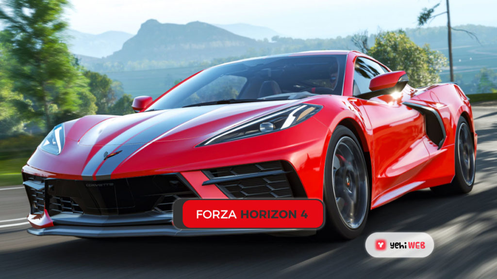 Forza horizon 4 game yehiweb