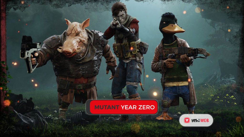 Mutant Year Zero Game Yehiweb