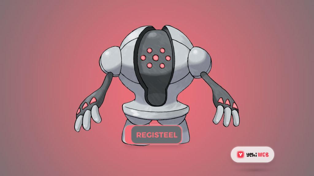 Registeel pvp pogo game yehiweb