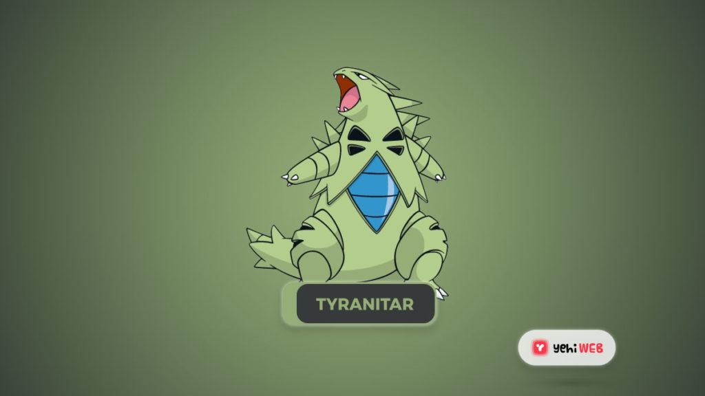 Tyranitar pvp pogo game yehiweb