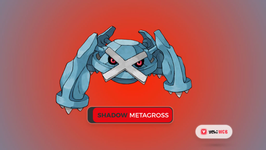 shadow Metagross pvp pogo yehiweb